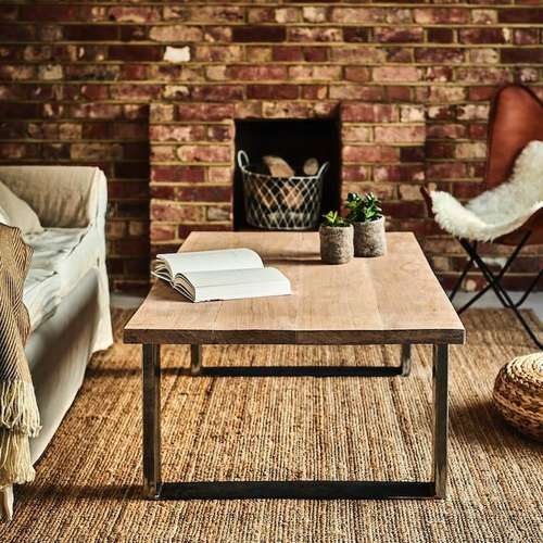 Trafalgar Oak Coffee Table