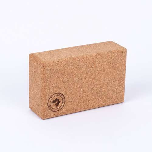 Cork Yogis - Cork Yoga Block 1