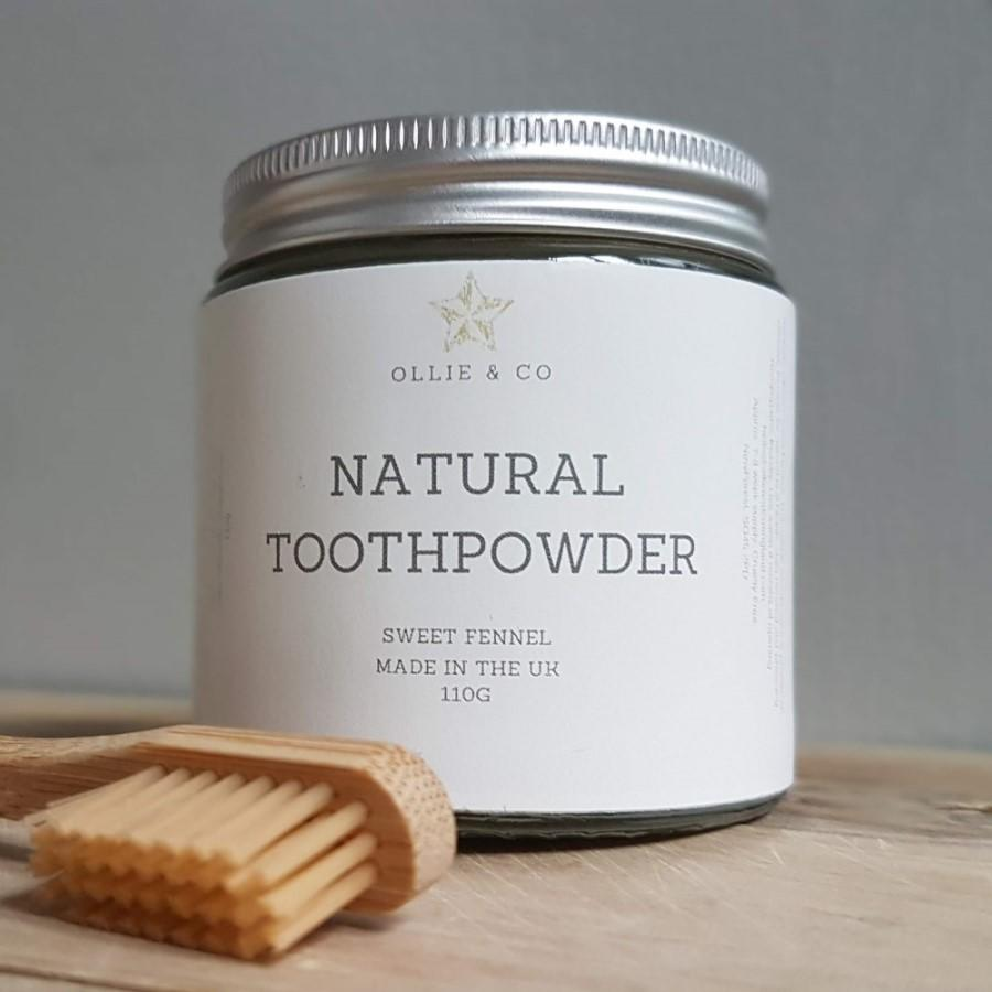 Natural Toothpowder