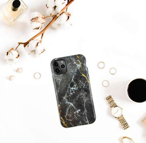 Gold Dark Star Marble
