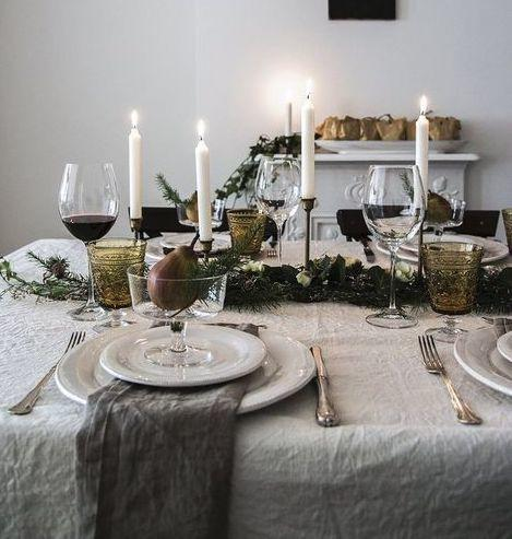 How to Host a More Eco-Friendly Party this December