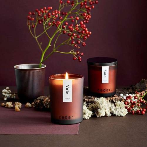 Yule Rapeseed Candle