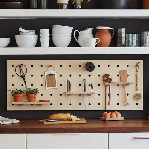 Kreis Design - Chef's Edition Pegboard 4