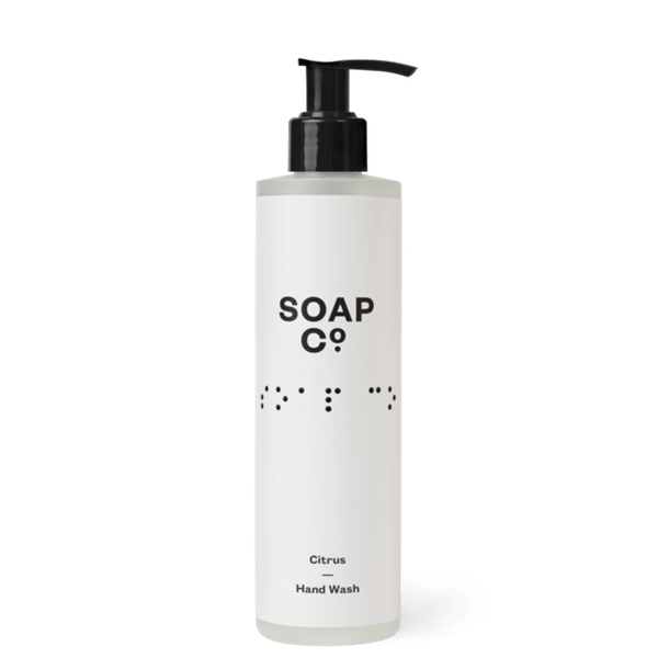The Soap Co. - Liquid Hand Wash 2