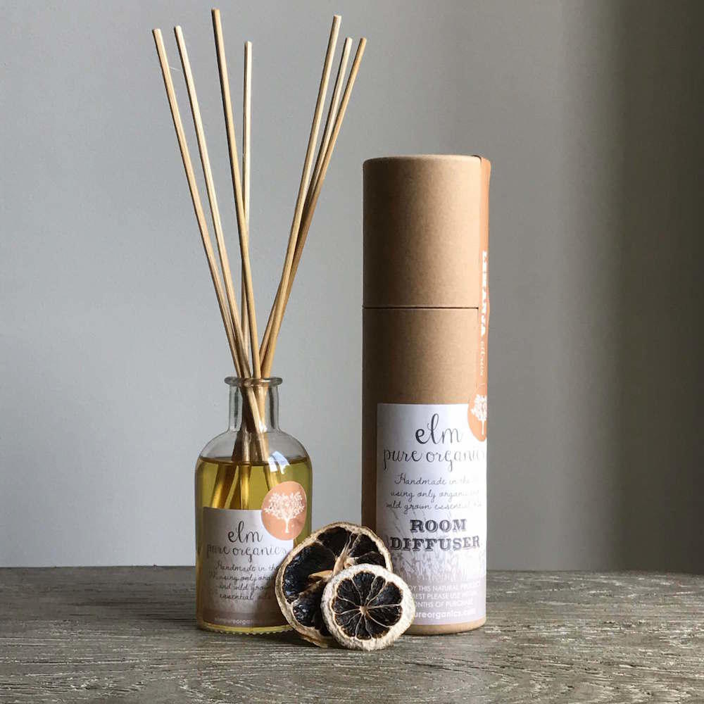 Organic Reed Diffuser Eco Friendly Ethical Amp Cruelty