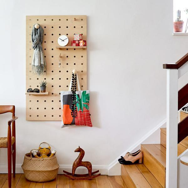 Pegboards – The Stylish Wall Storage Option Fit For Any Home