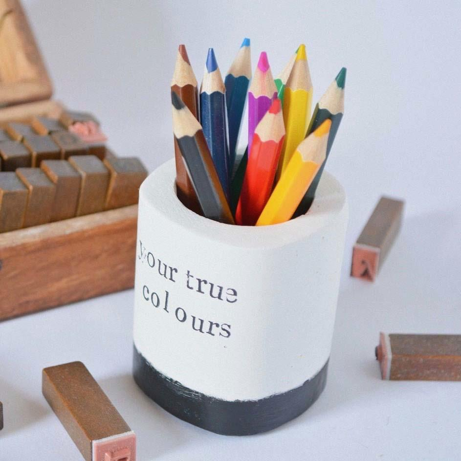 Your True Colours Pencil Holder 3