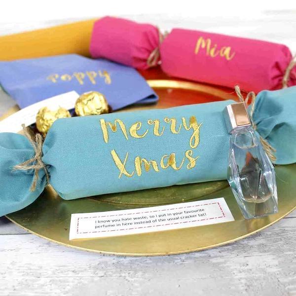 english christmas crackers diy wedding