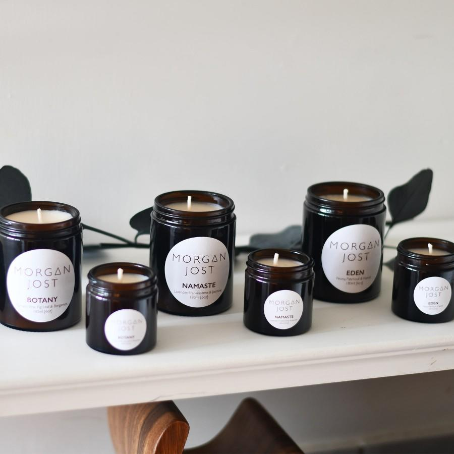 Soy Candle Gift Set Of Three