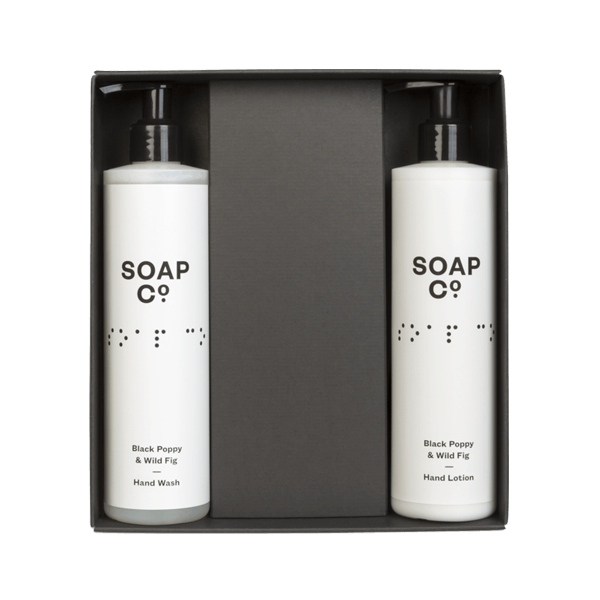 The Soap Co. - Gift Duo with Box 1