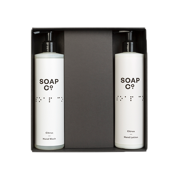 The Soap Co. - Gift Duo with Box 2