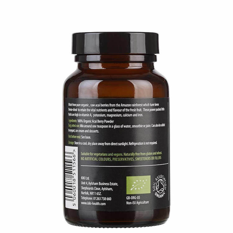 Kiki Health - Organic Acai Powder 2