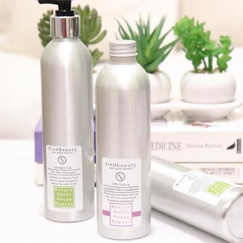 Best Zero Waste Beauty Brands UK Plastic Free Beauty & Eco