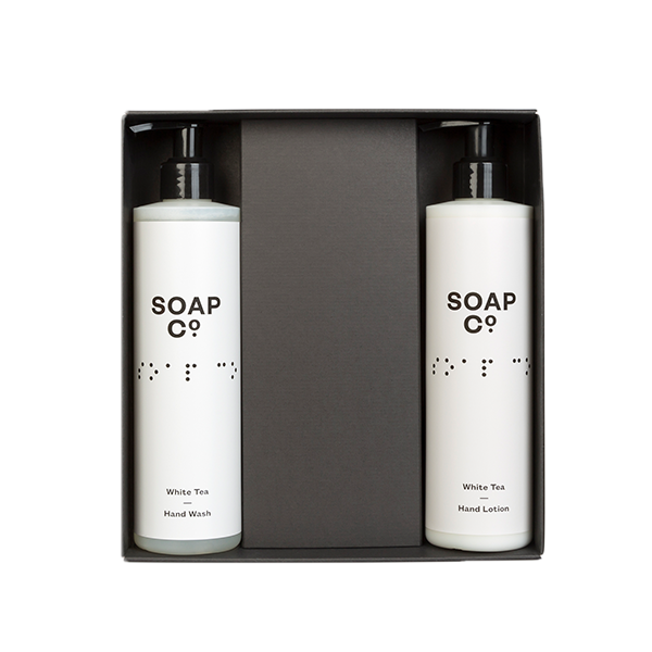 The Soap Co. - Gift Duo with Box 3