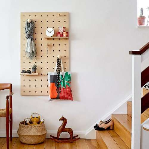 Kreis Design - Peg-it-all Pegboard 2