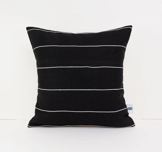 Linen & Stripes - Striped Cushion Cover 3