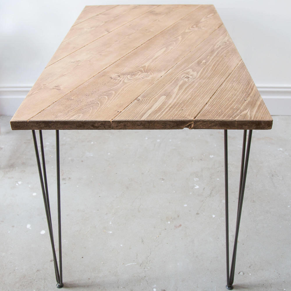 Made Anew - Rectangle Tilted Table 9