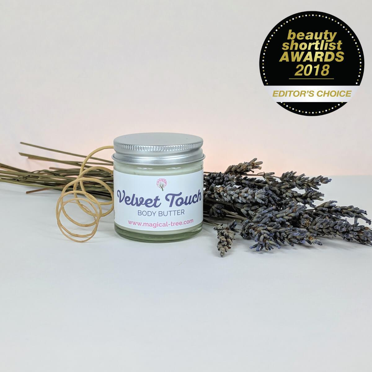 Velvet Touch Plastic-Free Body Butter