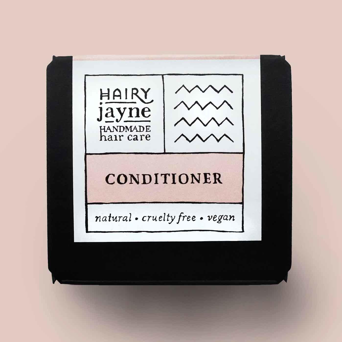 Solid Conditioner Bar - Musk