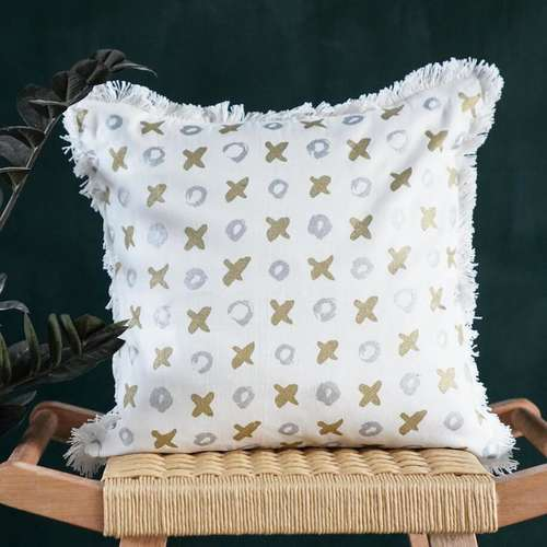 XOXO Printed Cushion Cover