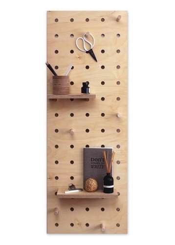 Kreis Design - Peg-it-all Midi Pegboard 1