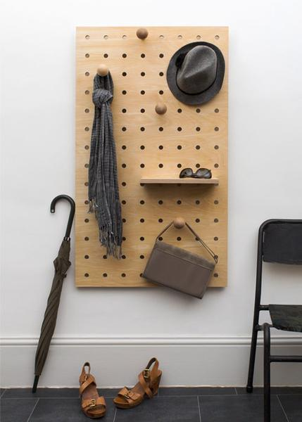 Kreis Design - Peg-it-all Pegboard 3