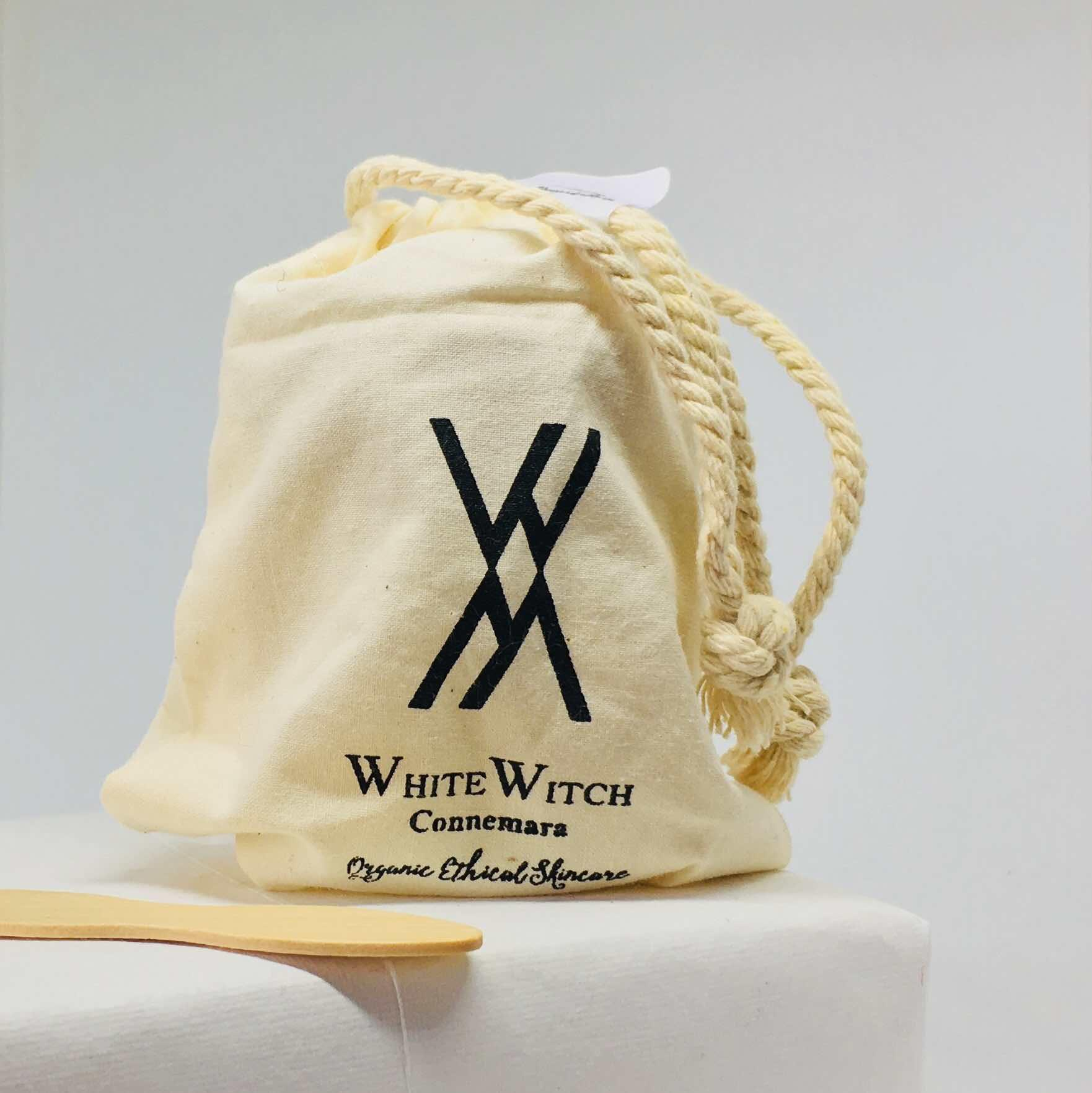 White Witch Bag