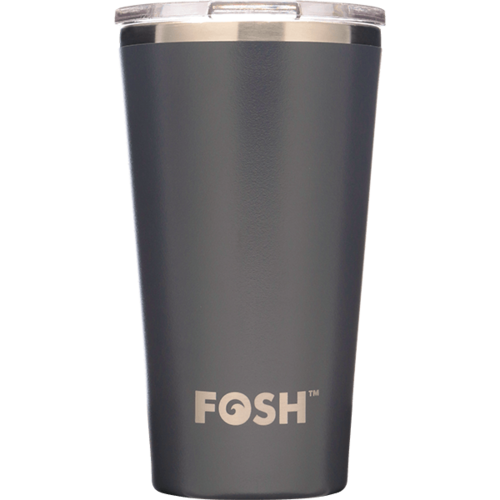 Seal Grey Travel Mug - 454ml