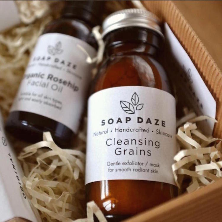 Soap Daze - Exfoliating Cleansing Grains 2