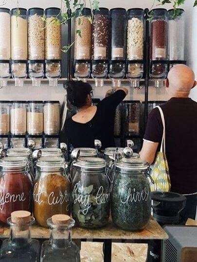 Best Zero Waste Stores in London and Beyond