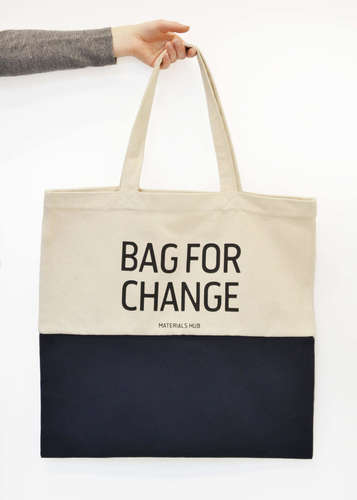 Be For Change - Carry All Tote Bag 1