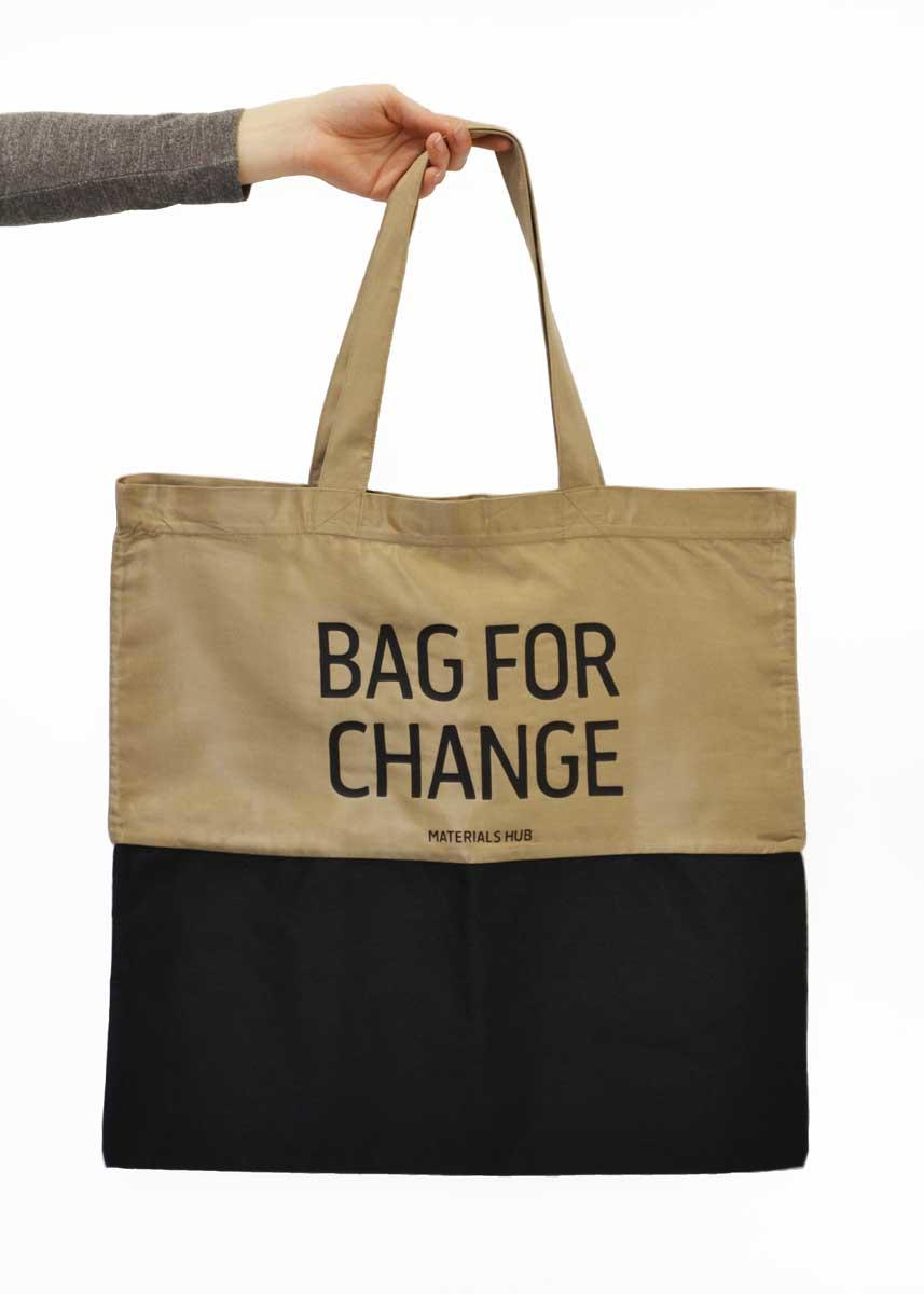 Be For Change - Carry All Tote Bag 4