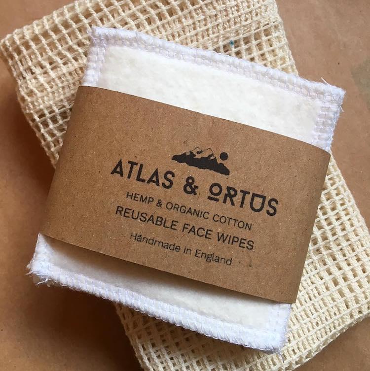 Reusable Face Wipes Zero Waste Makeup Wipes Eco Face