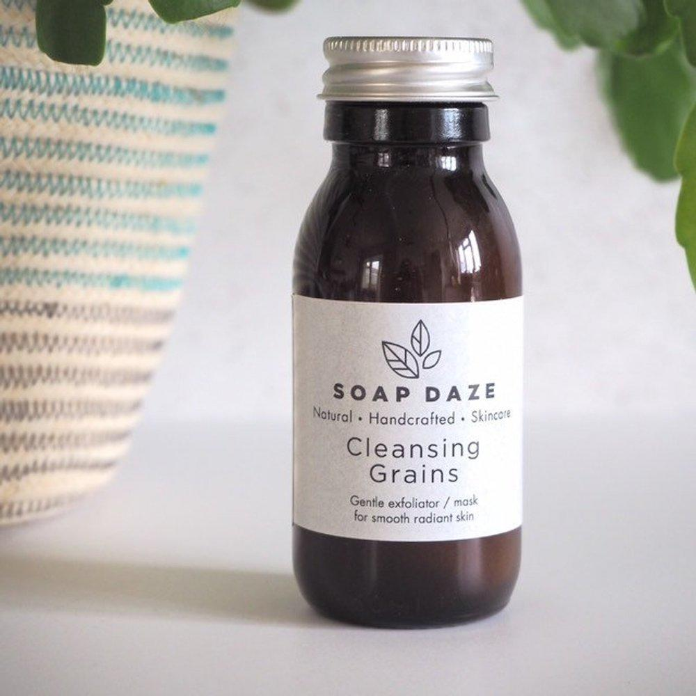 Exfoliating Cleansing Grains