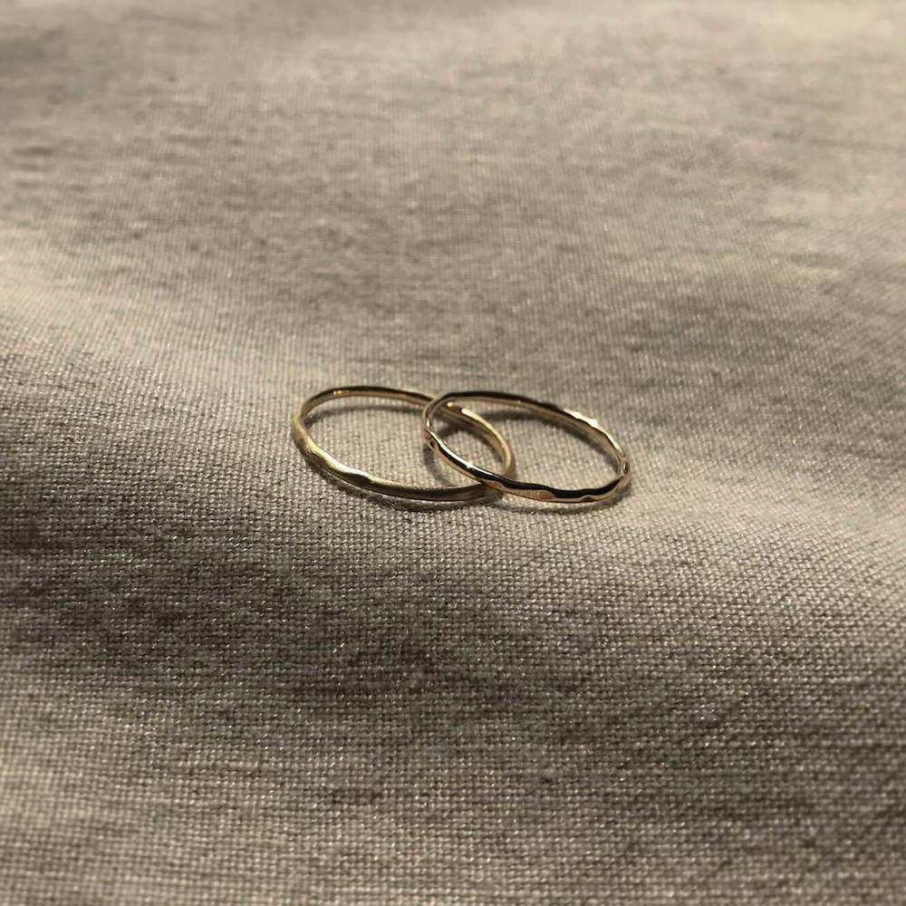 Recycled Gold Ring