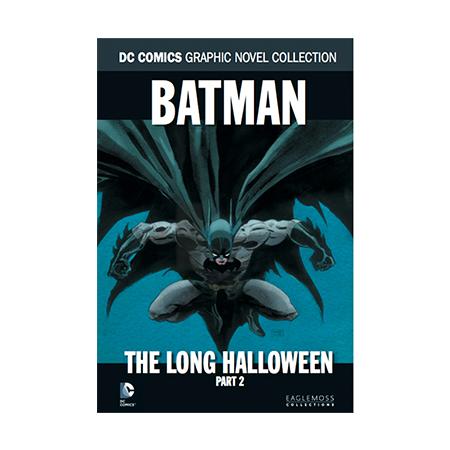 The Long Halloween P2 (DC Comics Graphic Novel Collection)