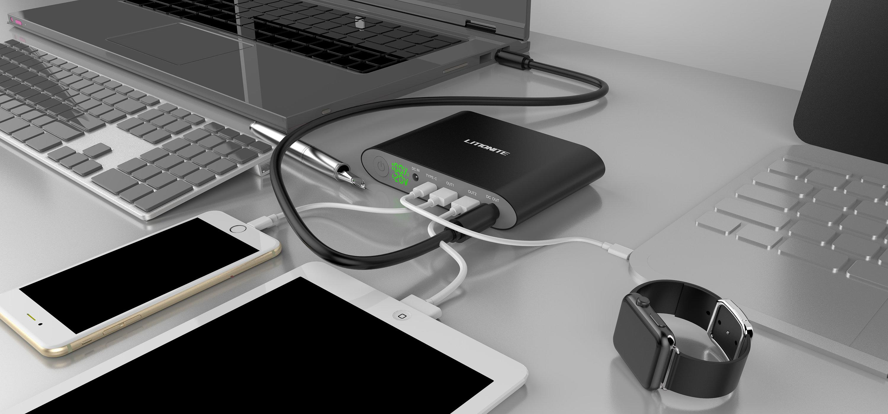 Power Banks - keep your devices powered on the move!