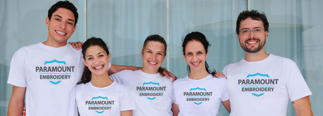 Paramount Embroidery Team Photo