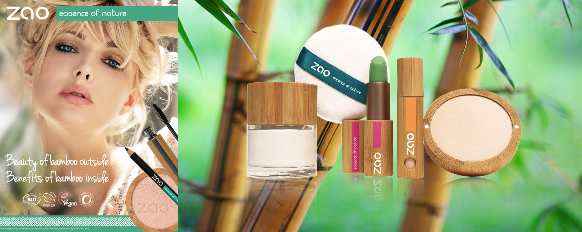 Discover Zao Premium Refillable Make Up