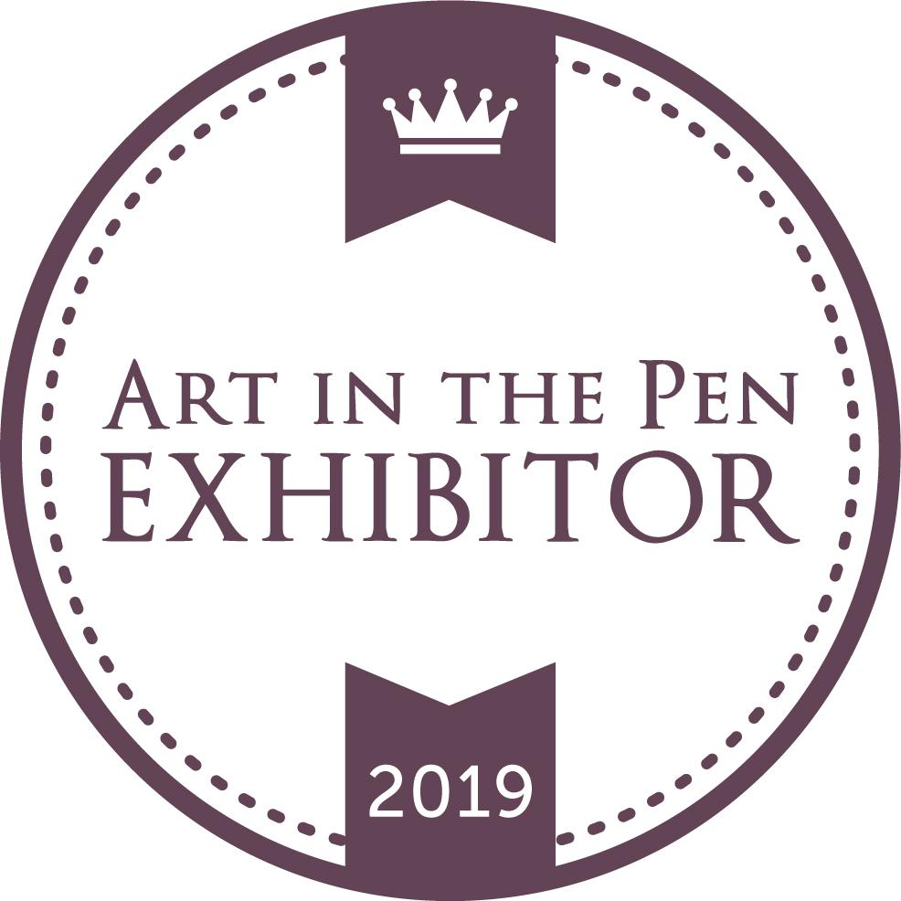 Delighted to be Selected as an Exhibitor at the Art in the Pen Events in North Yorkshire