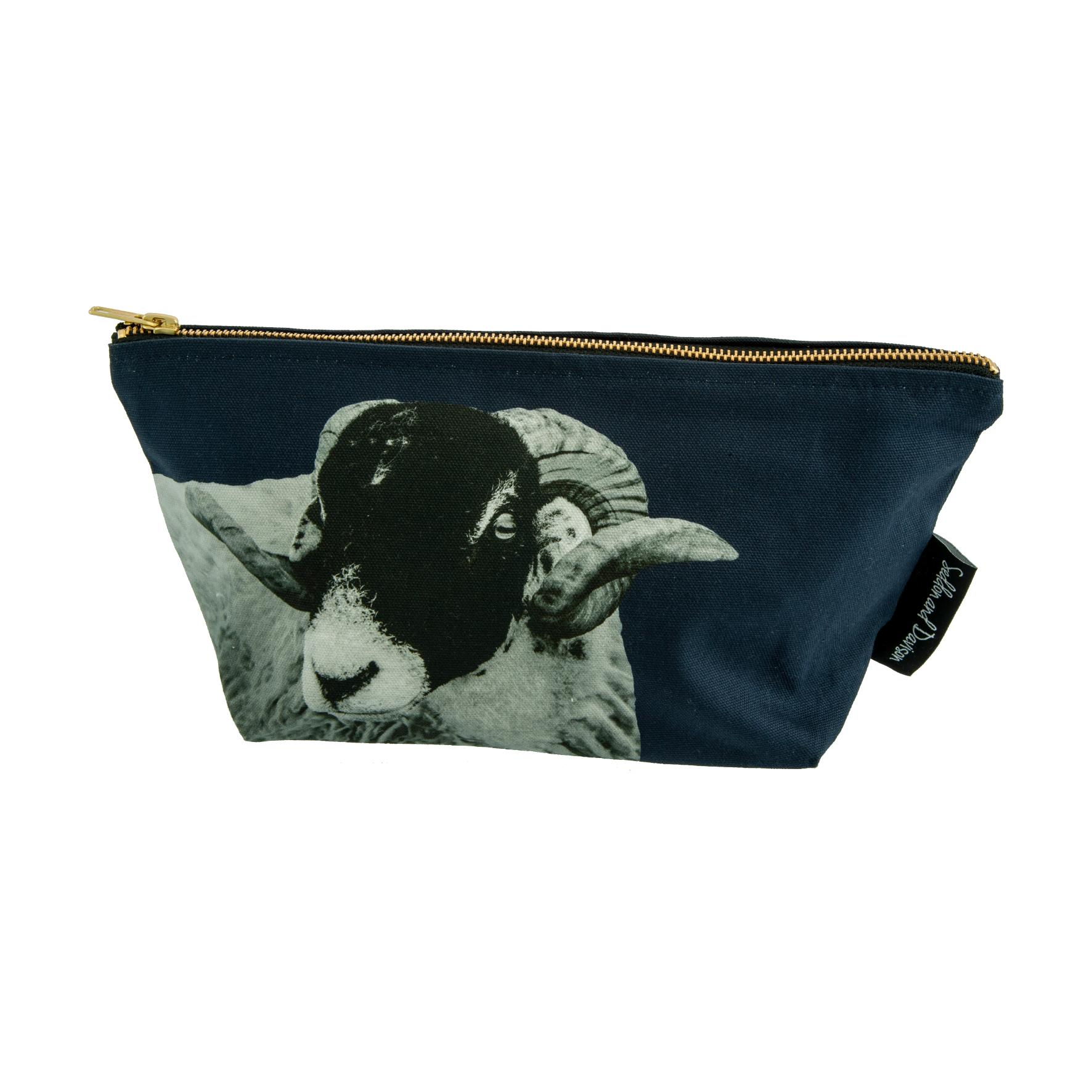 Swaledale Sheep Wash Bag on Blackberry