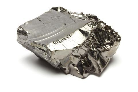 Silver Shungite