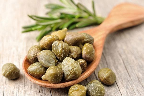 Mind Your Vitamin P's & Q's: Capers king of Polyphenols Quercetin