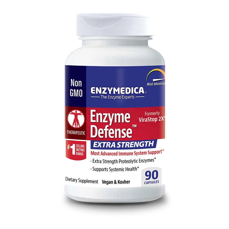Enzyme Defense Extra Strength by Enzymedica