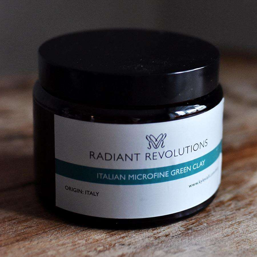 Green Clay by Radiant Revolutions