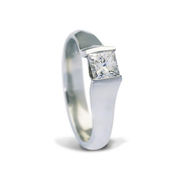 0.50ct diamond ring 3588