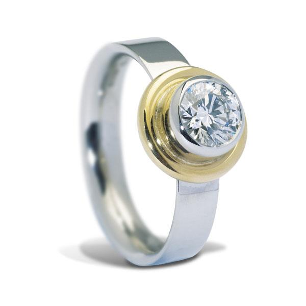0.76ct diamond ring 3661