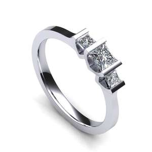 0.49ct diamond ring 5359