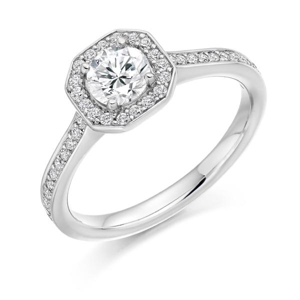 0.75ct diamond ring GX41