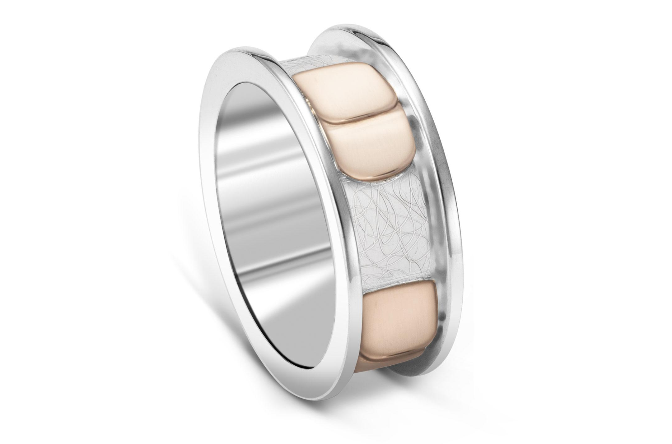 Overlapping Ring OL43